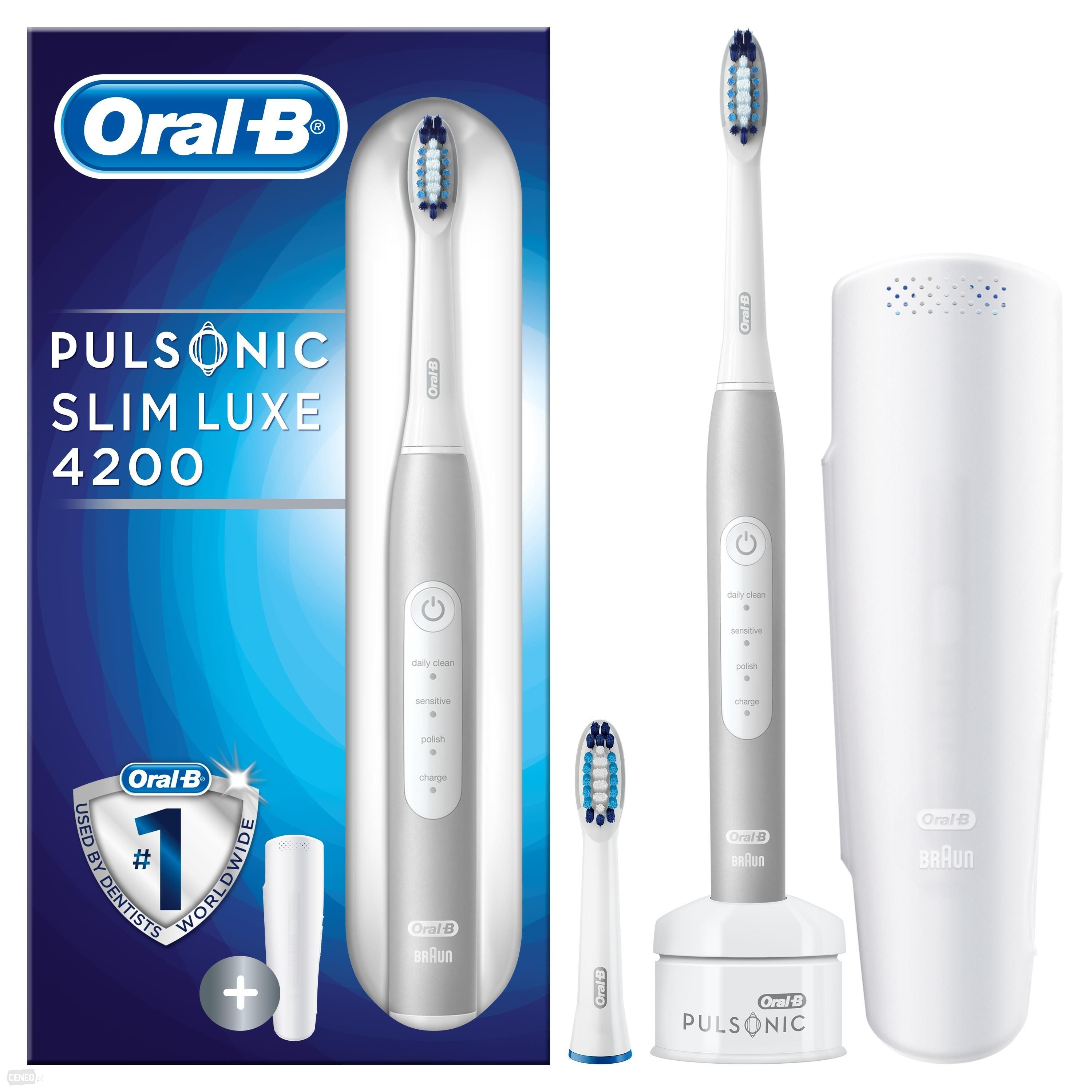 i oral b pulsonic slim luxe 4200